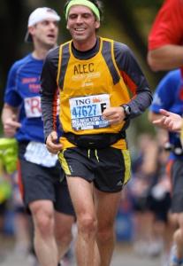 Por qué corrí la Maratón de New York ?
